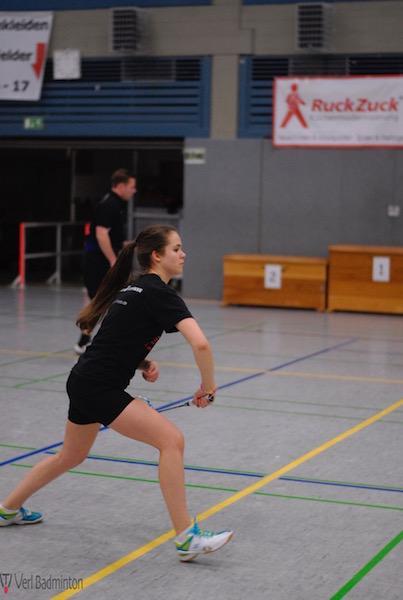7. Doppel- und Mixedturnier Doppel | TV Verl Badminton