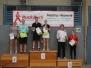 7. Doppel- und Mixedturnier Siegerehrungen