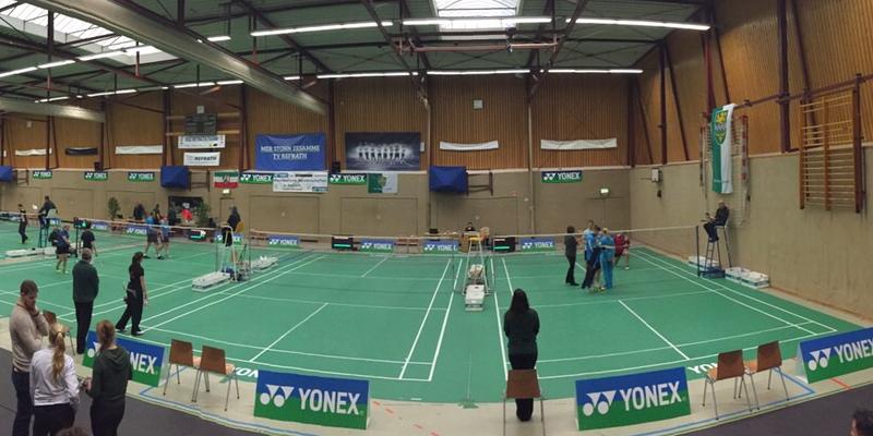 Westdeutsche Meisterschaften Tag 2 | TV Verl Badminton